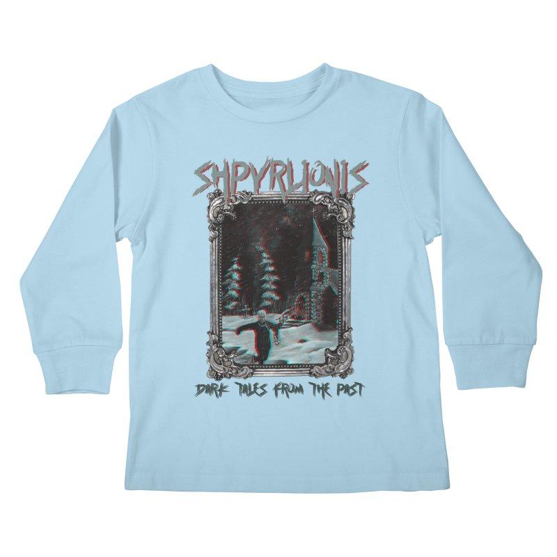 First Communion - Dark tales from the past Kids Longsleeve T-Shirt by shpyart's Artist Shop