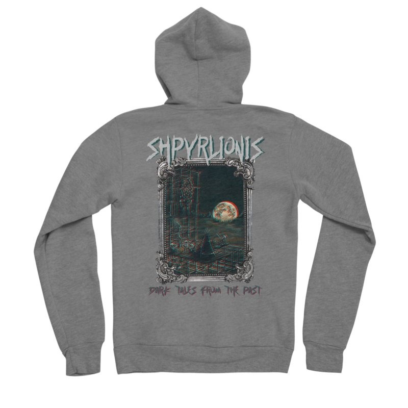 Truth Seekers Men's Zip-Up Hoody by shpyart's Artist Shop