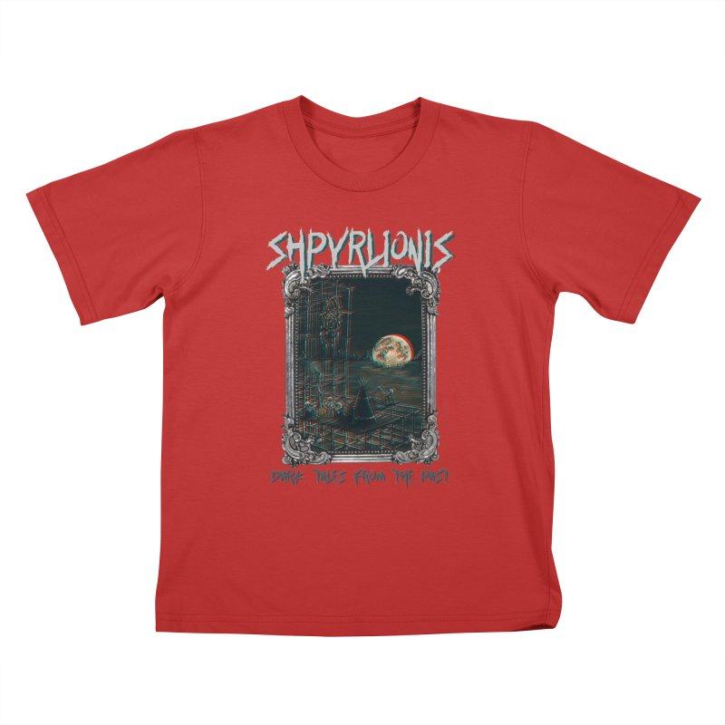 Truth Seekers Kids T-Shirt by shpyart's Artist Shop