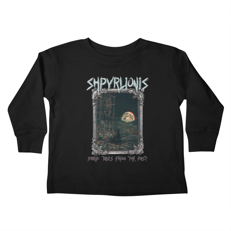 Truth Seekers Kids Toddler Longsleeve T-Shirt by shpyart's Artist Shop