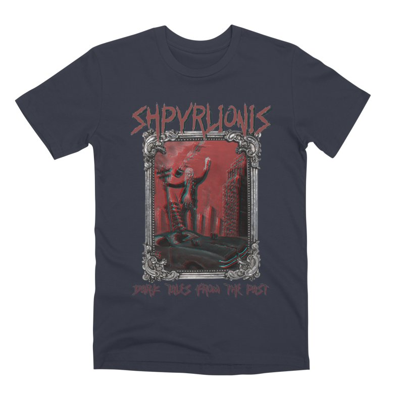 Alcotopia - Dark tales from the past Men's T-Shirt by shpyart's Artist Shop