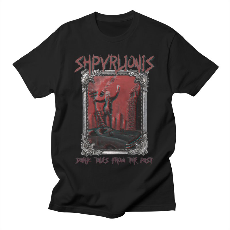 Alcotopia - Dark tales from the past Women's T-Shirt by shpyart's Artist Shop