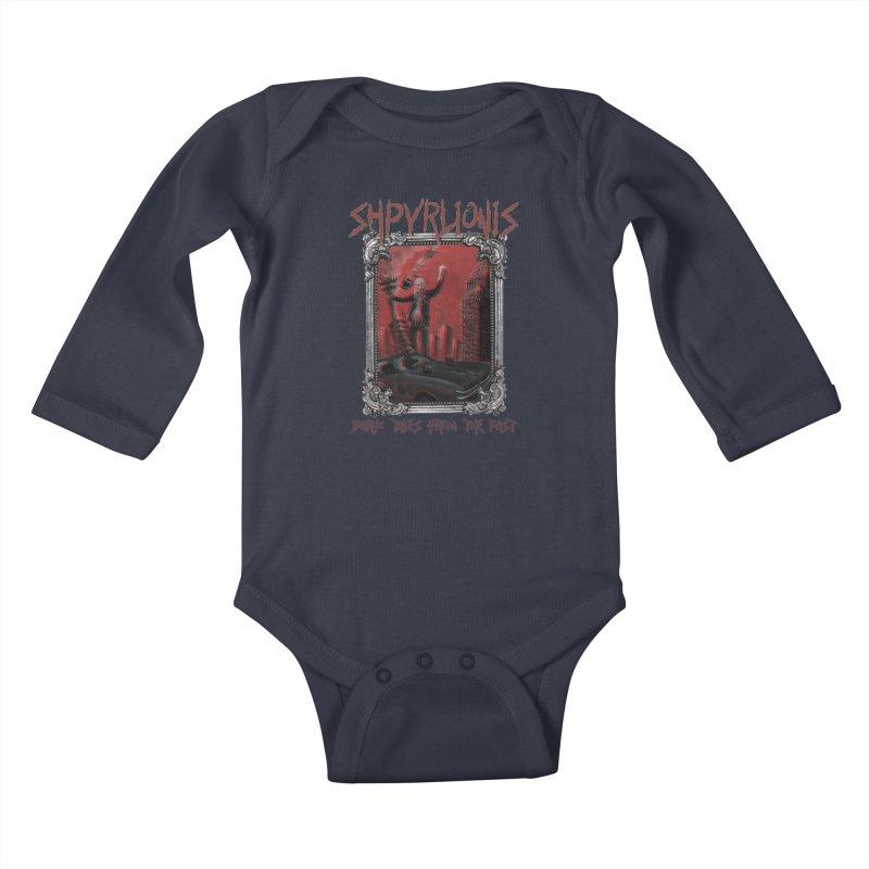 Alcotopia Kids Baby Longsleeve Bodysuit by shpyart's Artist Shop