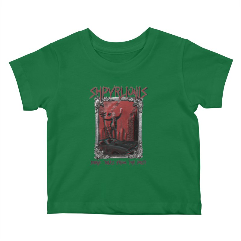 Alcotopia - Dark tales from the past Kids Baby T-Shirt by shpyart's Artist Shop