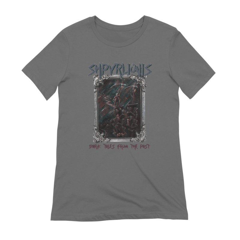 Atmosphere Women's T-Shirt by shpyart's Artist Shop