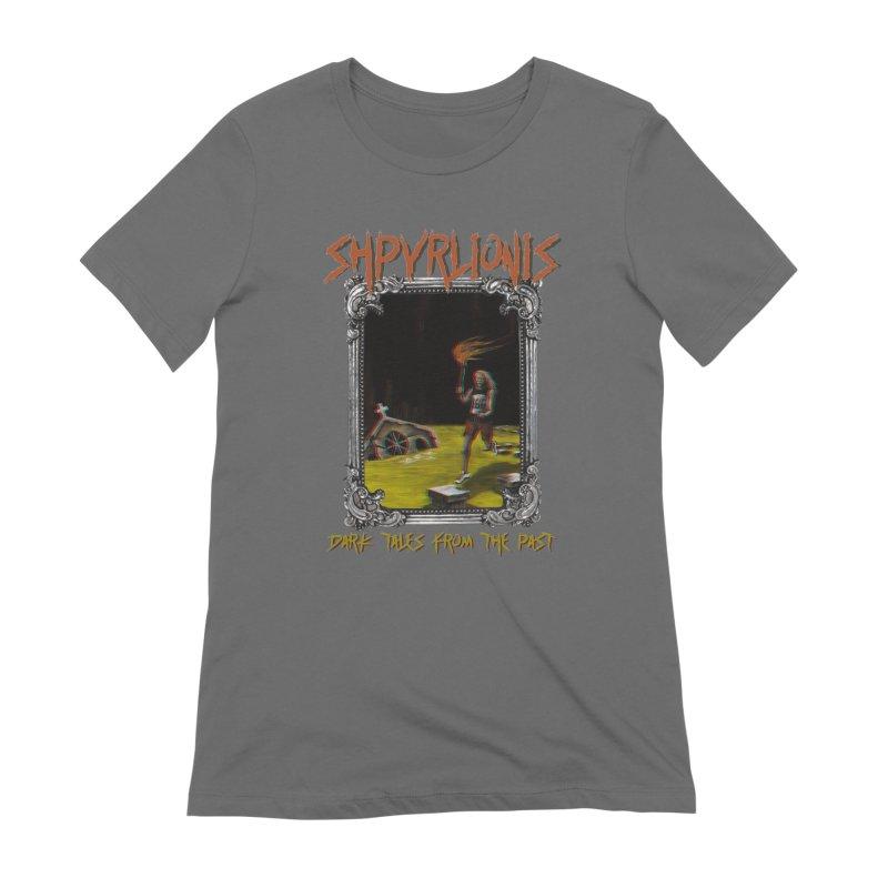 Toxic Maraton Women's T-Shirt by shpyart's Artist Shop