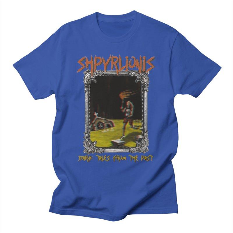 Toxic Maraton - Dark tales from the past Men's T-Shirt by shpyart's Artist Shop