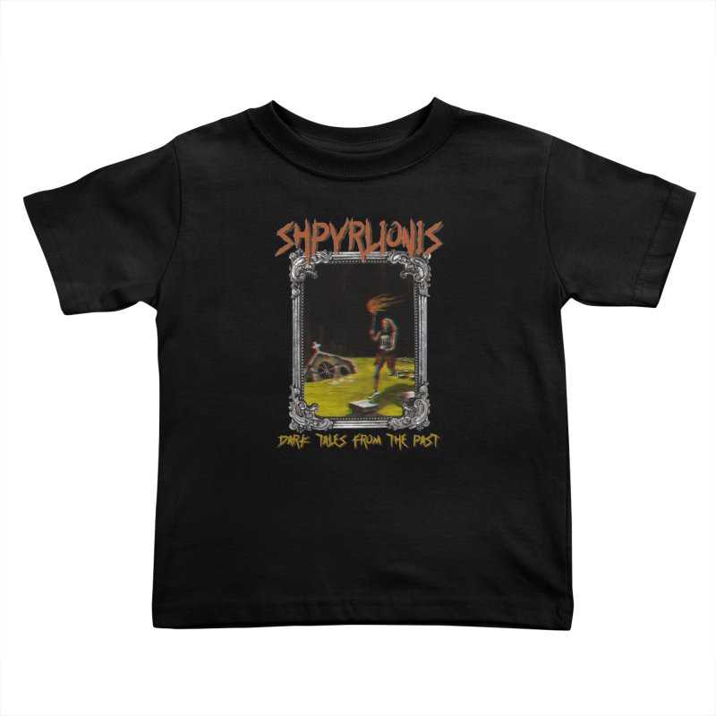 Toxic Maraton - Dark tales from the past Kids Toddler T-Shirt by shpyart's Artist Shop