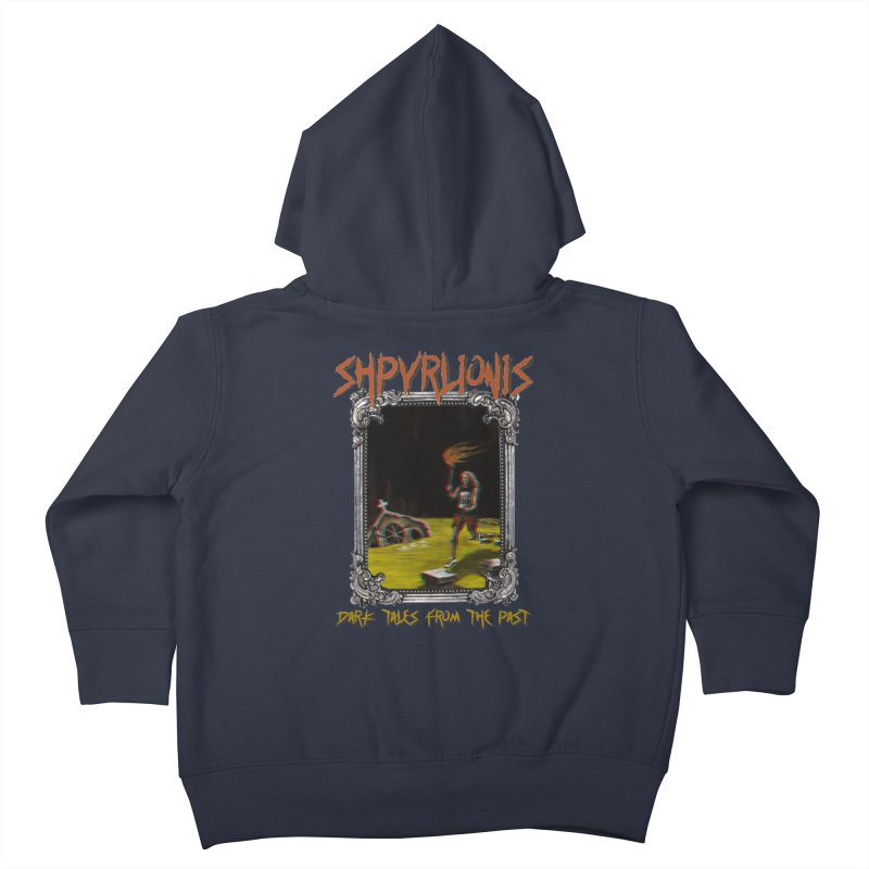 Toxic Maraton - Dark tales from the past Kids Toddler Zip-Up Hoody by shpyart's Artist Shop