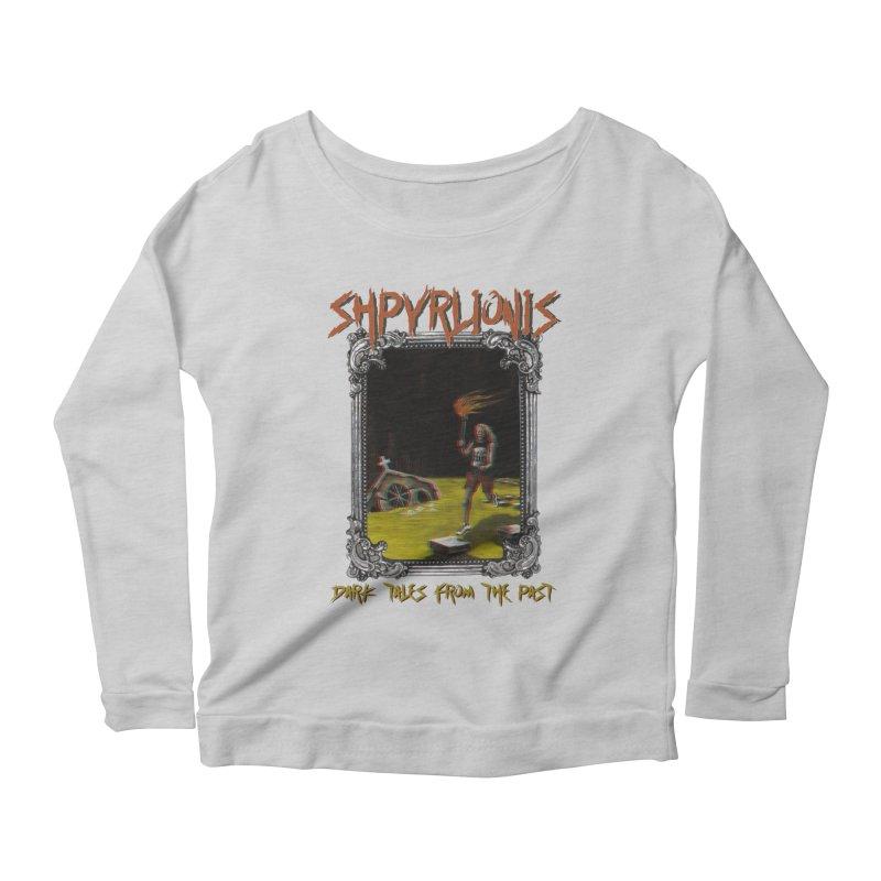 Toxic Maraton - Dark tales from the past Women's Longsleeve T-Shirt by shpyart's Artist Shop