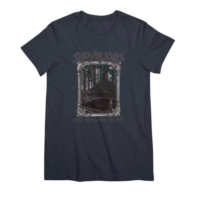 Cold Comfort Women's T-Shirt by shpyart's Artist Shop