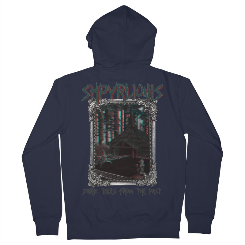 Cold Comfort Women's Zip-Up Hoody by shpyart's Artist Shop