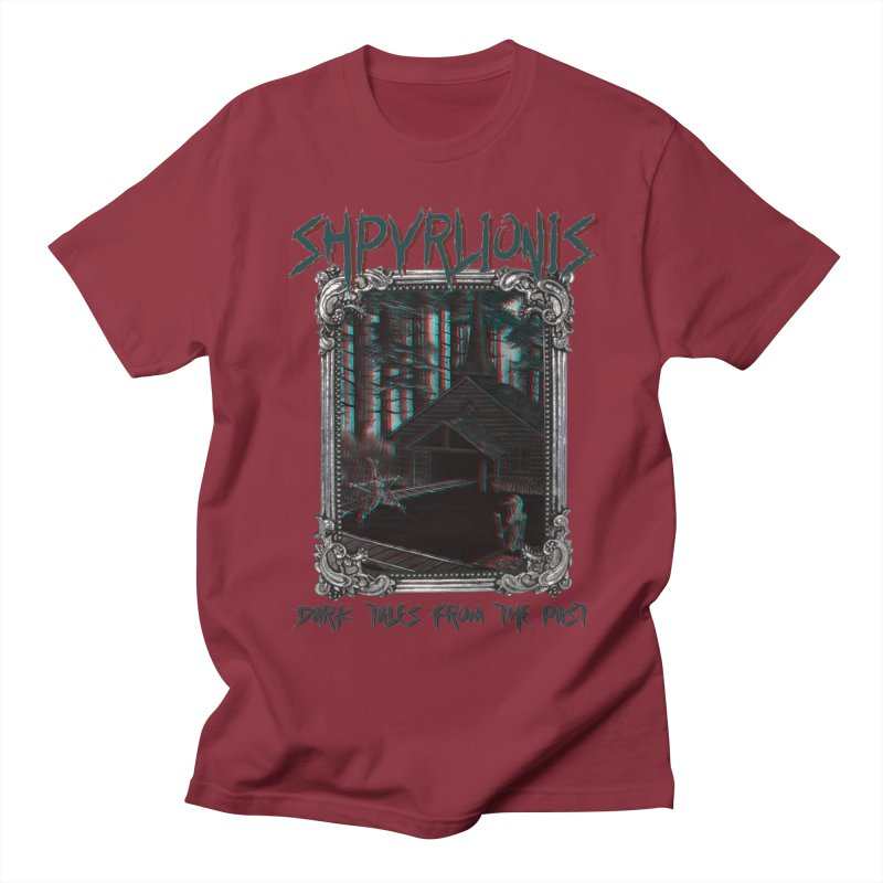 Cold Comfort - Dark tales from the past Men's T-Shirt by shpyart's Artist Shop