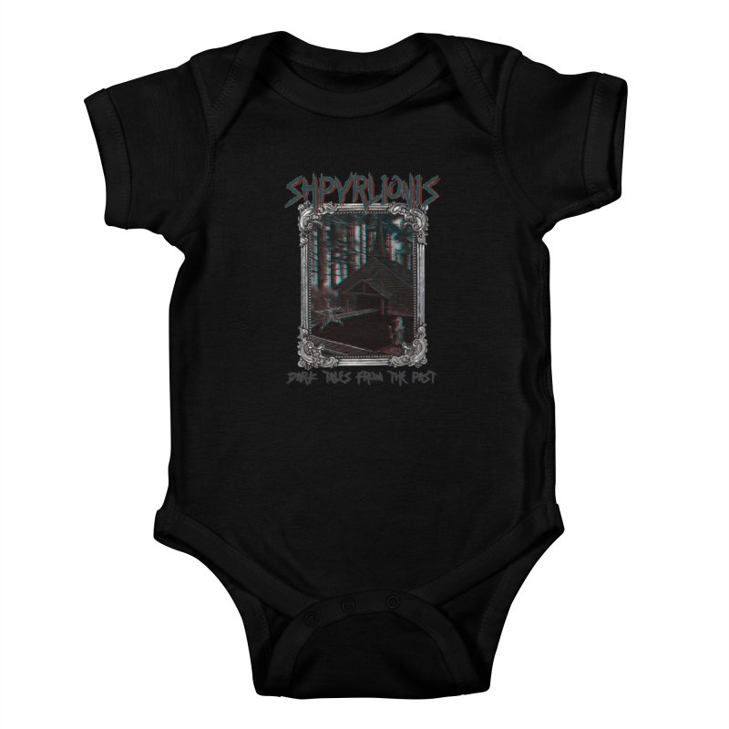 Cold Comfort Kids Baby Bodysuit by shpyart's Artist Shop