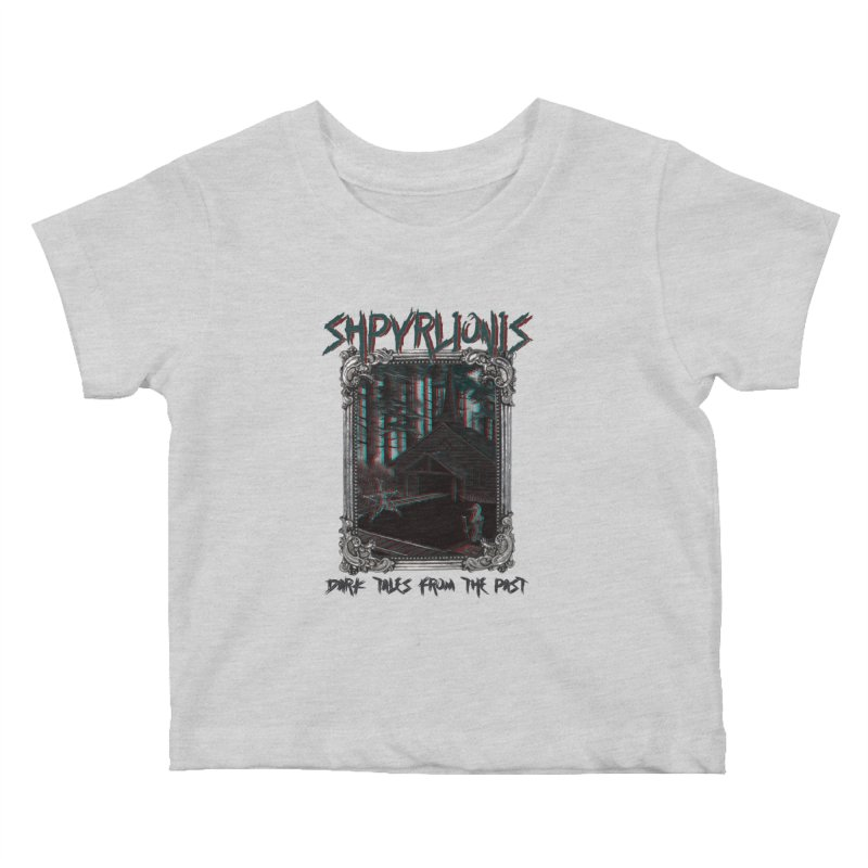 Cold Comfort - Dark tales from the past Kids Baby T-Shirt by shpyart's Artist Shop