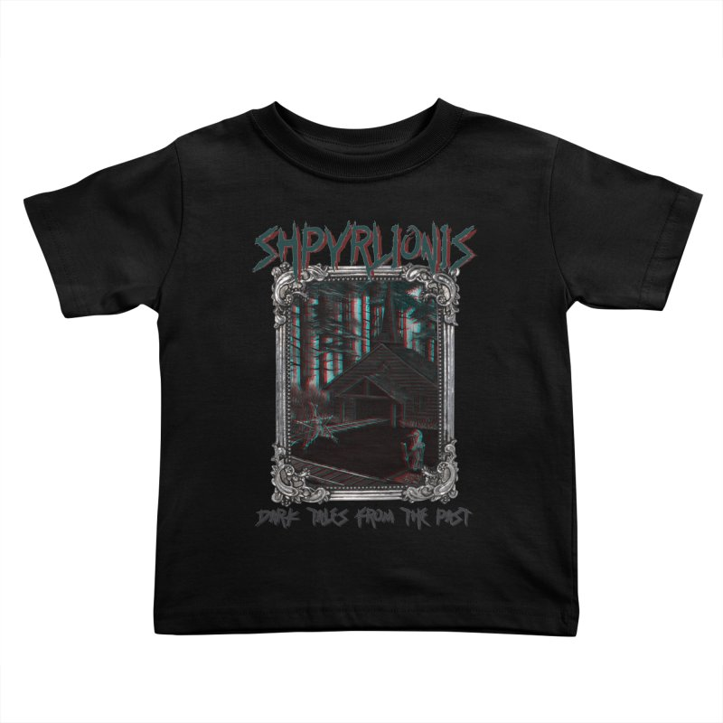Cold Comfort - Dark tales from the past Kids Toddler T-Shirt by shpyart's Artist Shop