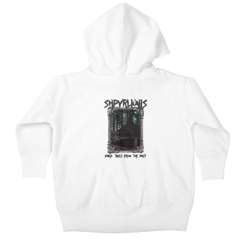 Cold Comfort - Dark tales from the past Kids Baby Zip-Up Hoody by shpyart's Artist Shop
