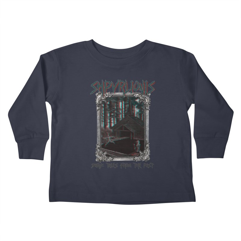 Cold Comfort - Dark tales from the past Kids Toddler Longsleeve T-Shirt by shpyart's Artist Shop