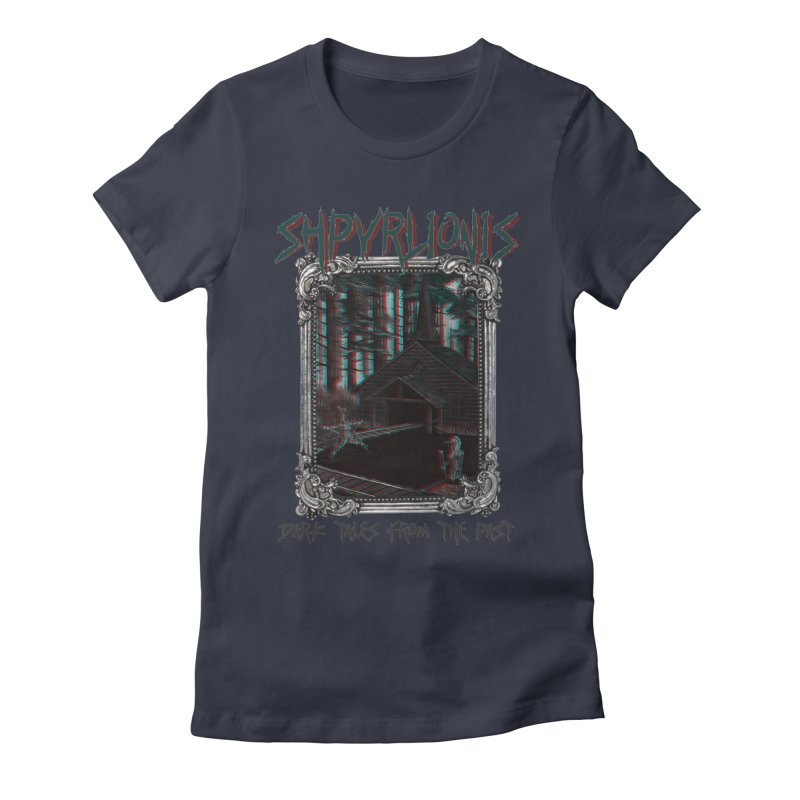 Cold Comfort - Dark tales from the past Women's T-Shirt by shpyart's Artist Shop