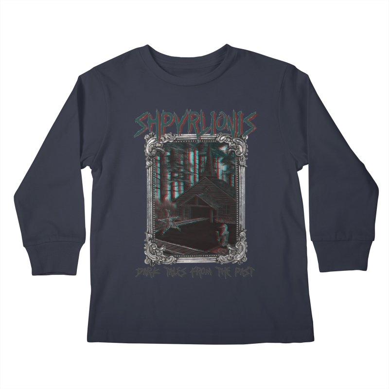 Cold Comfort Kids Longsleeve T-Shirt by shpyart's Artist Shop