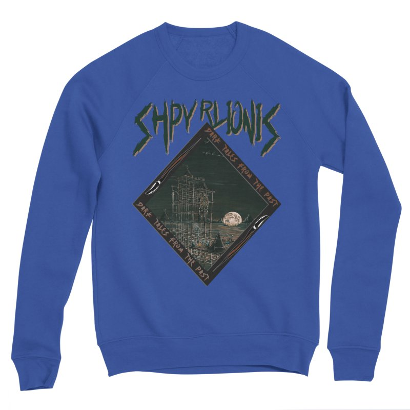 Truth Seekers - Rhombus Men's Sweatshirt by shpyart's Artist Shop