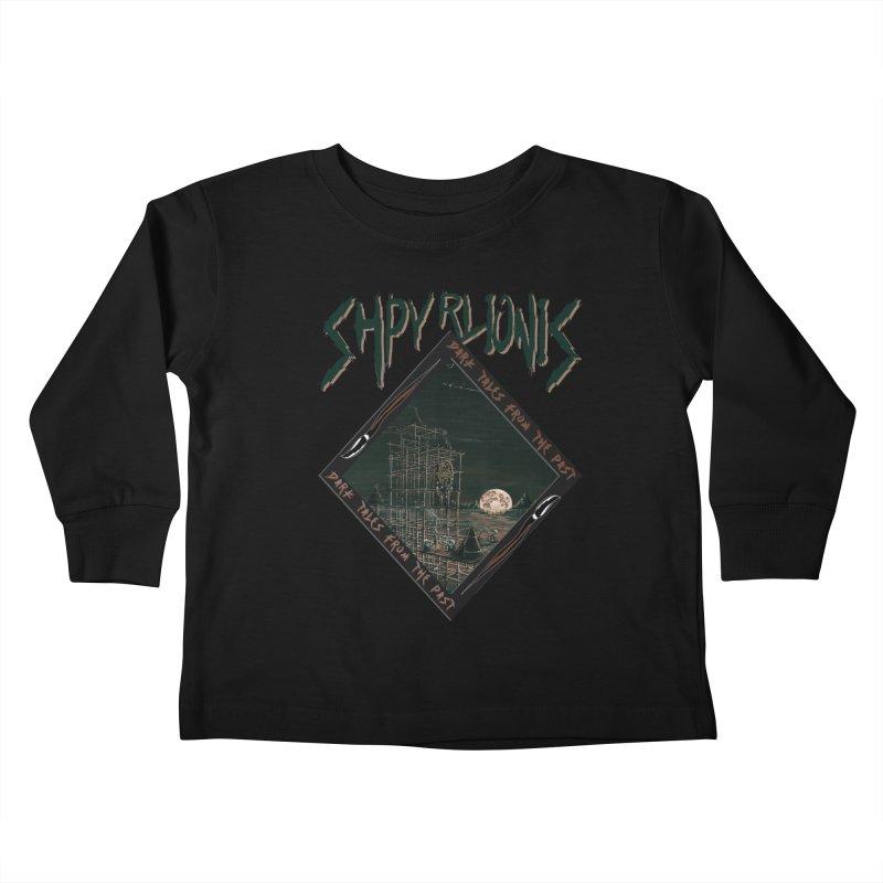 Truth Seekers - Rhombus Kids Toddler Longsleeve T-Shirt by shpyart's Artist Shop