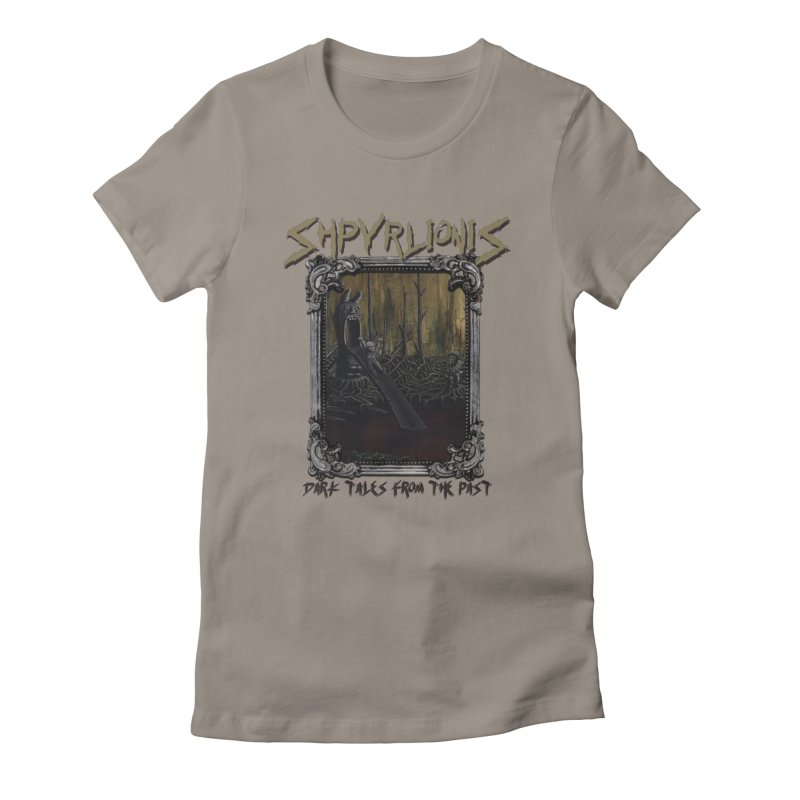 Dead forest - Dark tales from the past Women's T-Shirt by shpyart's Artist Shop