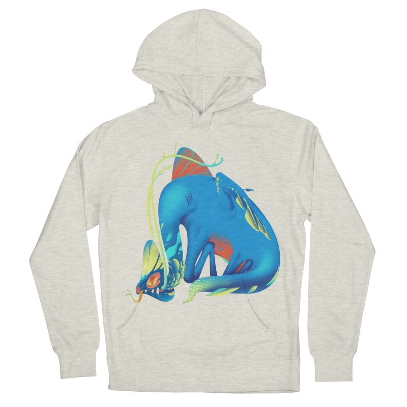 Stranger thing #1 Women's French Terry Pullover Hoody by Shubin's shop