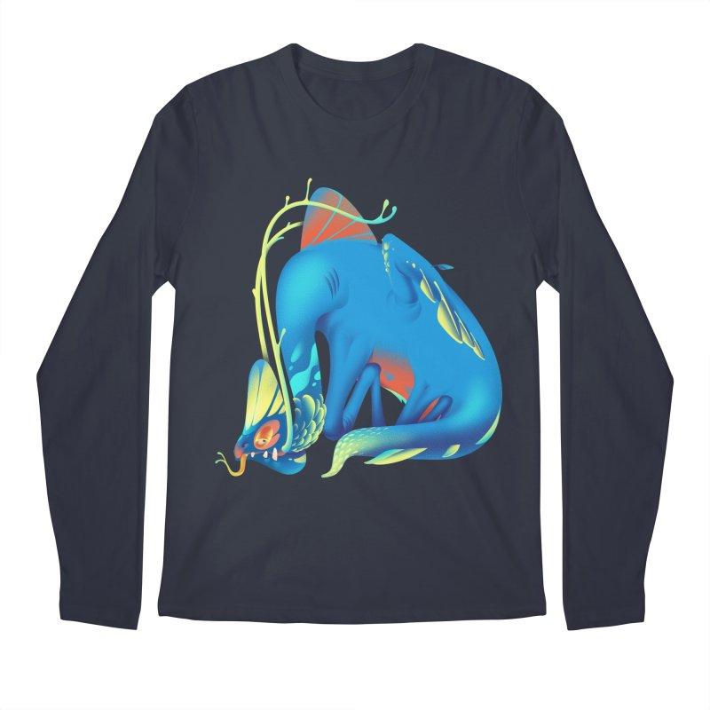 Stranger thing #1 Men's Regular Longsleeve T-Shirt by Shubin's shop