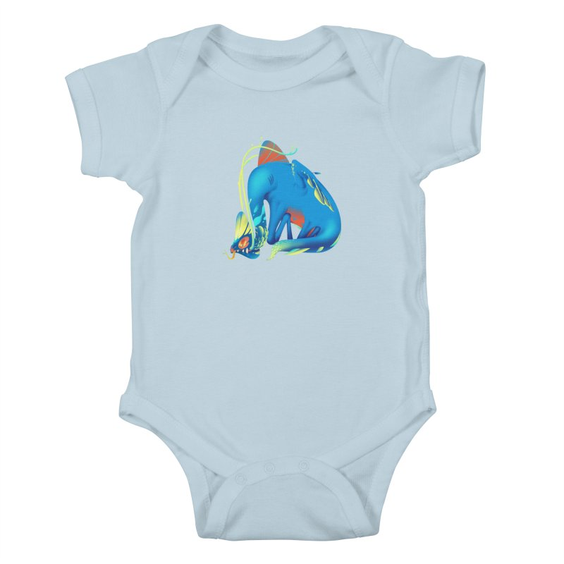 Stranger thing #1 Kids Baby Bodysuit by Shubin's shop