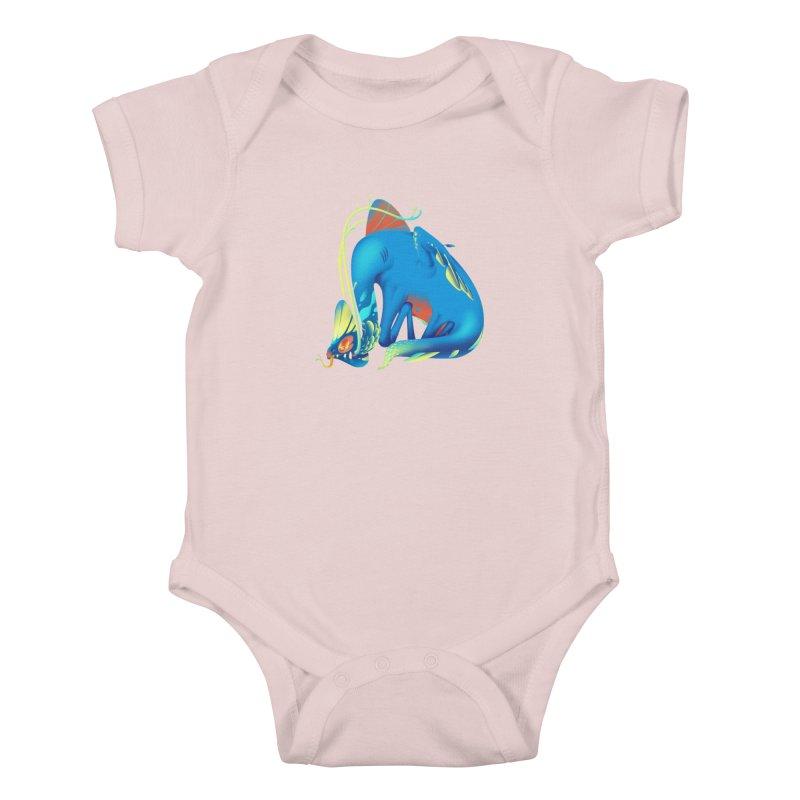 Stranger thing #1 Kids Baby Bodysuit by Shubin's shop