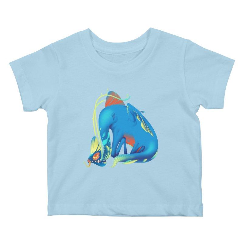Stranger thing #1 Kids Baby T-Shirt by Shubin's shop