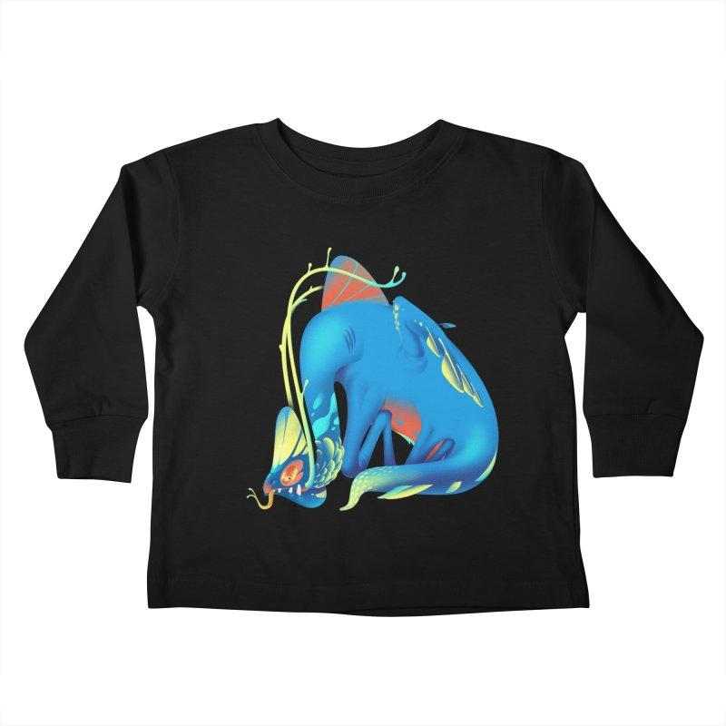 Stranger thing #1 Kids Toddler Longsleeve T-Shirt by Shubin's shop