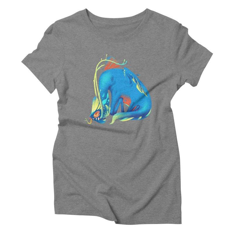 Stranger thing #1 Women's Triblend T-Shirt by Shubin's shop
