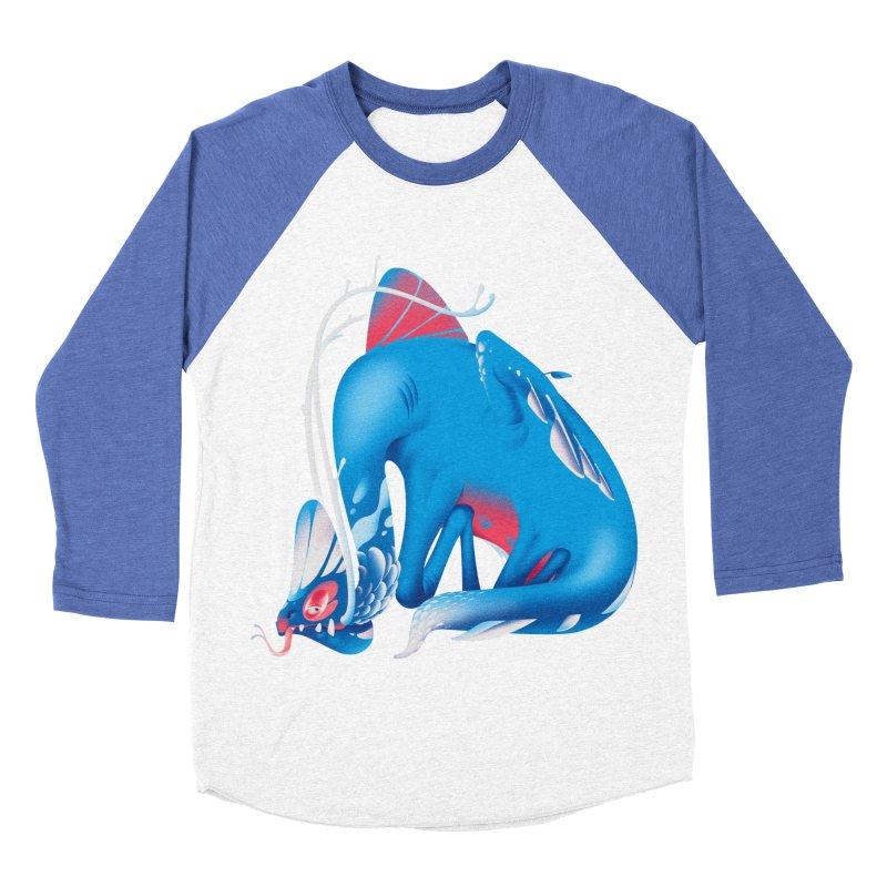 Stranger thing #1.1 Men's Baseball Triblend Longsleeve T-Shirt by Shubin's shop