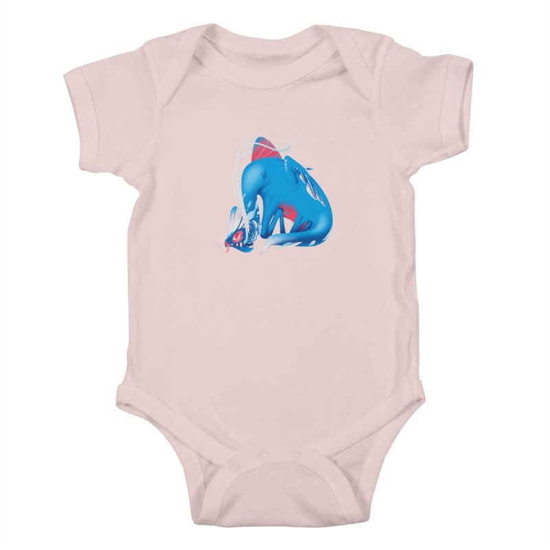 Stranger thing #1.1 Kids Baby Bodysuit by Shubin's shop