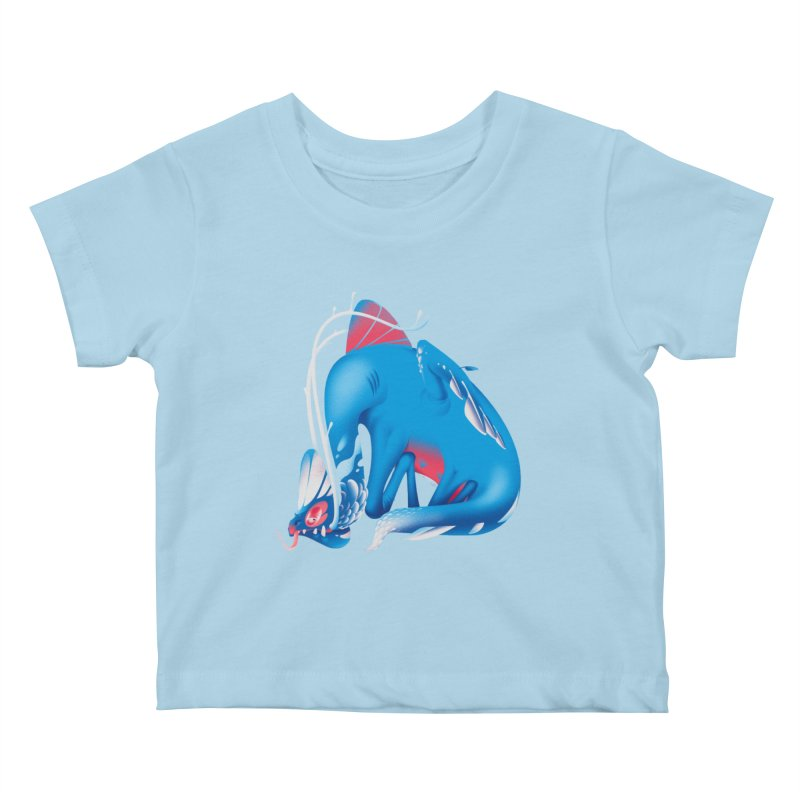 Stranger thing #1.1 Kids Baby T-Shirt by Shubin's shop