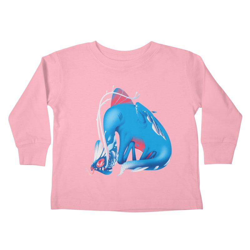 Stranger thing #1.1 Kids Toddler Longsleeve T-Shirt by Shubin's shop