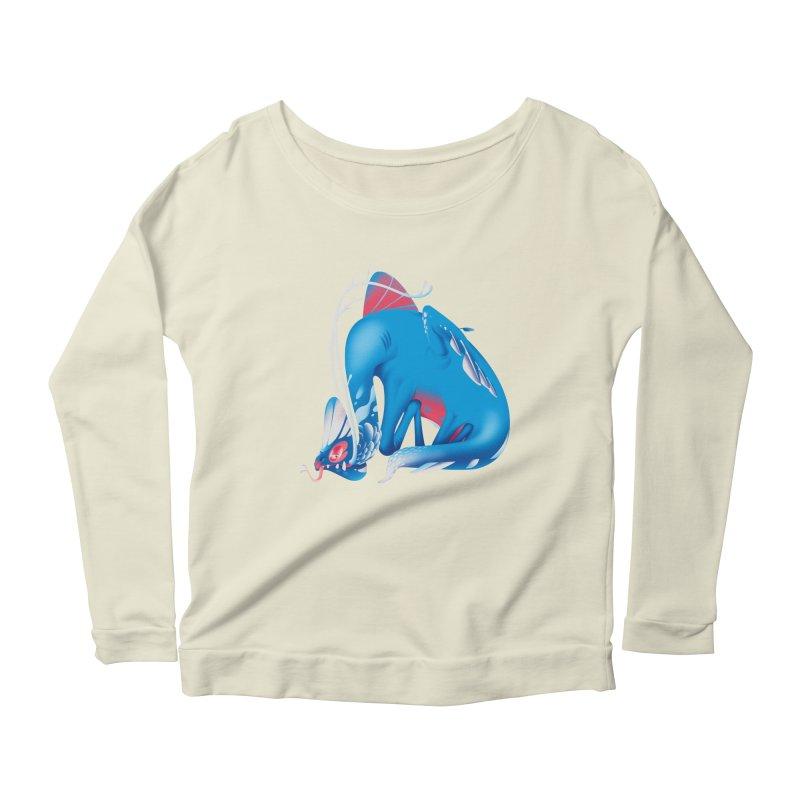 Stranger thing #1.1 Women's Scoop Neck Longsleeve T-Shirt by Shubin's shop
