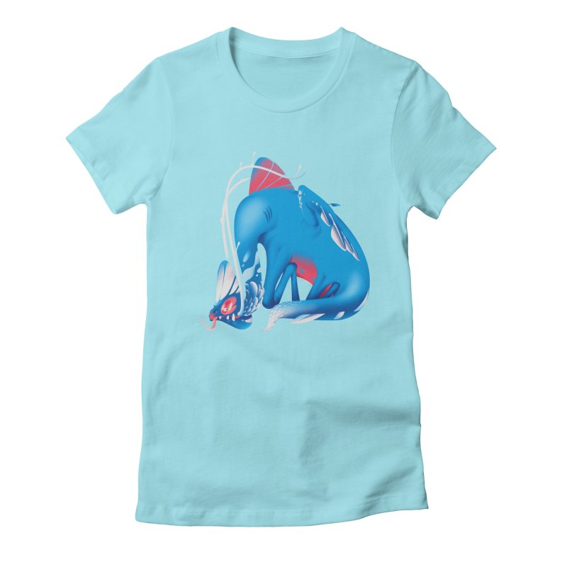 Stranger thing #1.1 Women's Fitted T-Shirt by Shubin's shop