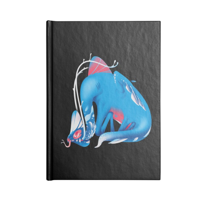 Stranger thing #1.1 Accessories Lined Journal Notebook by Shubin's shop