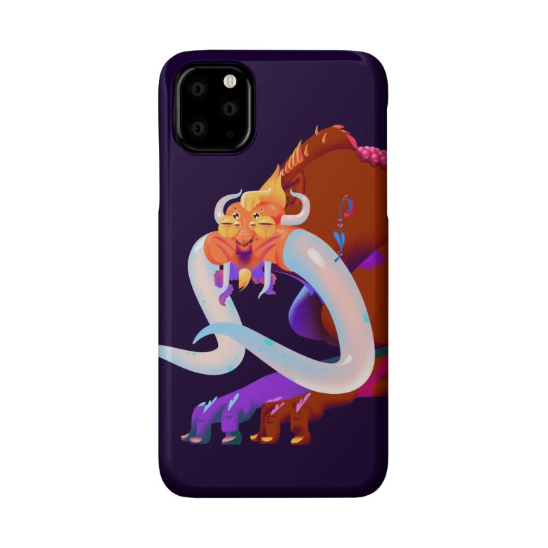 Stranger thing #2 Accessories Phone Case by Shubin's shop