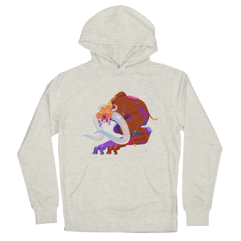 Stranger thing #2 Women's French Terry Pullover Hoody by Shubin's shop