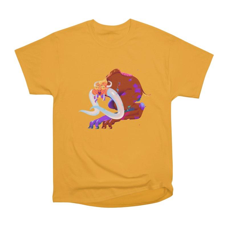 Stranger thing #2 Women's Heavyweight Unisex T-Shirt by Shubin's shop