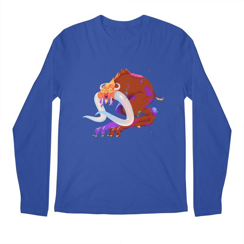 Stranger thing #2 Men's Regular Longsleeve T-Shirt by Shubin's shop