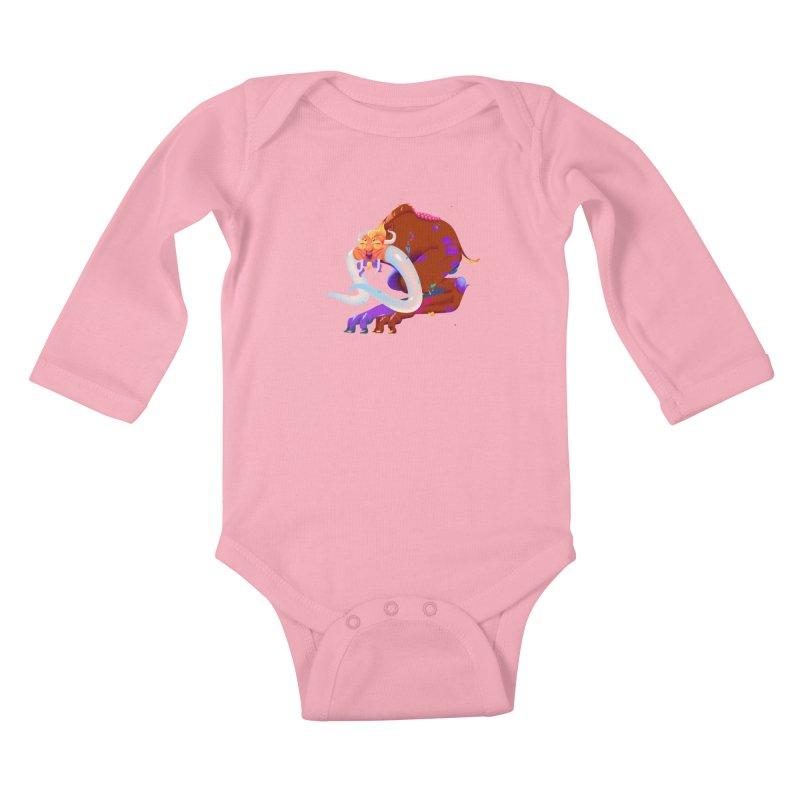 Stranger thing #2 Kids Baby Longsleeve Bodysuit by Shubin's shop