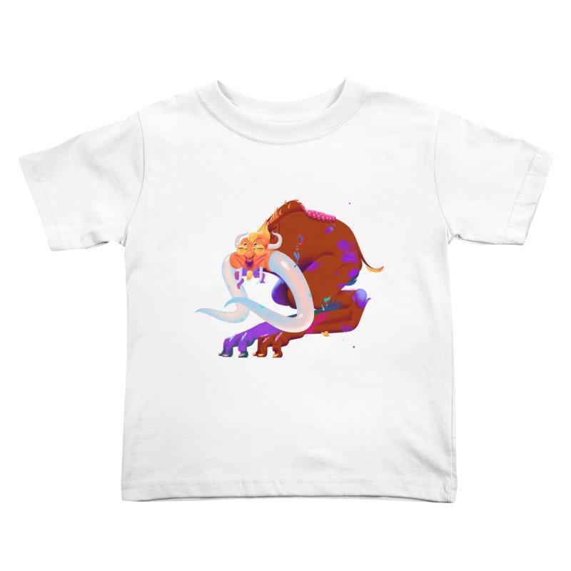 Stranger thing #2 Kids Toddler T-Shirt by Shubin's shop