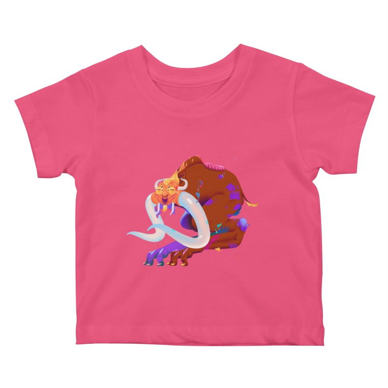Stranger thing #2 Kids Baby T-Shirt by Shubin's shop