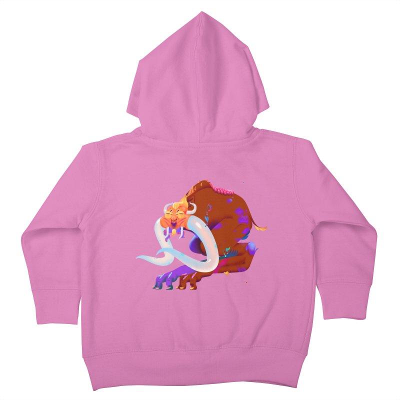 Stranger thing #2 Kids Toddler Zip-Up Hoody by Shubin's shop