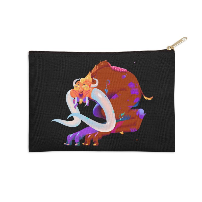 Stranger thing #2 Accessories Zip Pouch by Shubin's shop